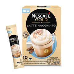 Nescafé Gold Latte Macchiato Coffee