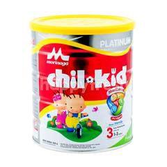 Morinaga Chil Kid Platinum Baby Formula Milk Vanilla 1-3 Years