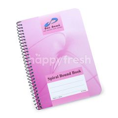 DOT.DOWN  Spiral Bound Book