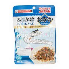 Nagatanien Atom Furikake Okaka Bonito Fish