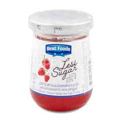 Best Foods Strawberry Flavoured Spread Less Sugar Formula