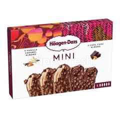 Haagen-Dazs Mini Ice Cream Stick Bars (5 Bars)