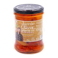 Jamie Oliver Mixed Grilled Peppers Ripe Italian Antipasti