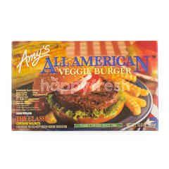 Amy's Burger Sayuran Ala Amerika