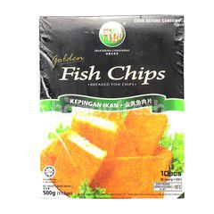 Figo Golden Fish Chips