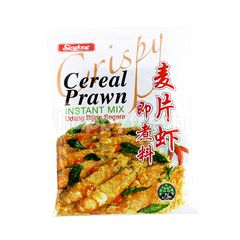 SINGLONG Crispy Cereal Prawn Instant Mix