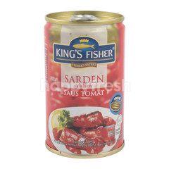 King's Fisher Sarden Saus Tomat