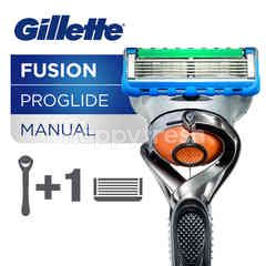 Gillette Razor Blade Fusion Proglide with Flex Ball