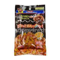DoggyMan Doggy Snack - Pumpkin Sweet Potato Cube