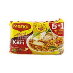 Maggi 5+1 Curry Instant Noodles