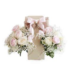 Emme Florist Strawberry Champagne