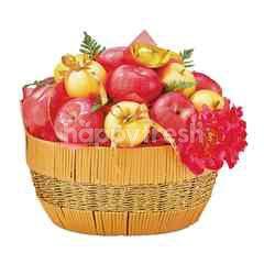 CNY-2020 ชุดกระเช้าแอปเปิ้ลมงคล