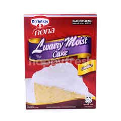 Dr. Oetker Vanilla Luxury Moist Cake