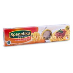 Holland Spaghetti Pasta Made from Durum Wheat in 8 Minutes Cooking