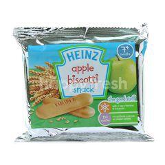 Heinz Makanan Ringan Bayi Biscotti Rasa Apel 7+ Bulan