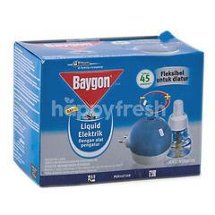 Baygon Liquid Elektrik Dual Power