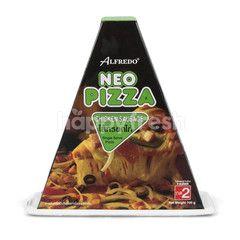 Neo Chicken Sausage Pizza