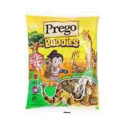 Prego Buddies Fun Animal Shaped Pasta For Kids