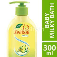 Zwitsal Natural Baby Bath Milk & Honey