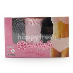 Nathalie Pakaian Dalam Wanita Midi NT 06 Ukuran L