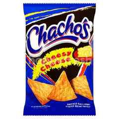 Chacho's Cheesy Cheese Chips