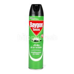 Baygon 23 Eliminate Mosquitos Ants Cockroaches Spray