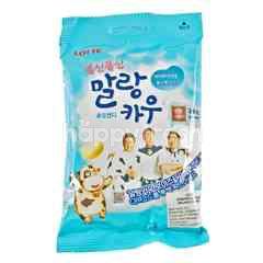 Lotte Malang Milk Candy