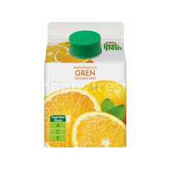 Marigold Peel Fresh Orange Juice Drink With Sacs