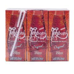 Sosro Special Packet Original Bottle Tea