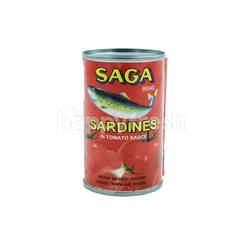 Saga Sardines In Tomato Sauce