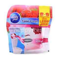 Ambi Pur Real Perfume Toilet Fresh (2 Packs)