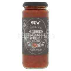 Tesco Finest Sundried Tomato, Garlic & Basil