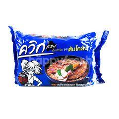Wai Wai Quick Instant Noodle Tom Klong Flavour