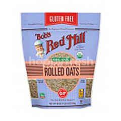 Bob's Red Mill Organic Quick Cooking Oats
