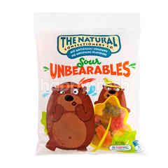 THE NATURAL CONFECTIONERY CO. Sour Unbearables