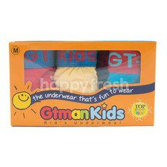 GT Man Kids Underwear GTKL Size M