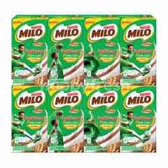 ไมโล แอคทีฟ-บี12 นมพร้อมดื่ม ยูเอชที รสช็อกโกแลตมอลต์ แพ็คคู่