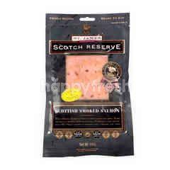 Scotch Reserve Smoked Salmon D-Cut Sliced Lemon & Pepper
