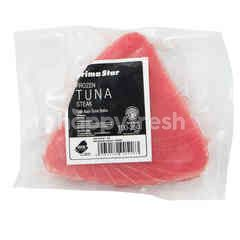 Prima Star Frozen Yellowfin Tuna Steak