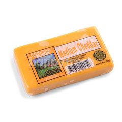 California Premium Medium Cheddar Cheese