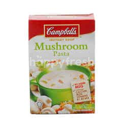 Campbell's Mushroom Pasta Instant Soup