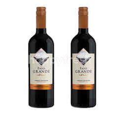 Paso Grande Cabernet Sauvignon 2 Bottles Get Special Price