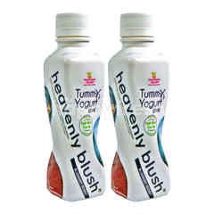 Heavenly Blush Minuman Yogurt Rasa Red Beet 180ml