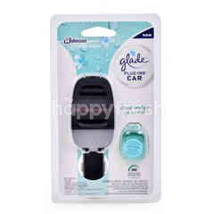 SC JOHNSON New Glade Cool Water Plug-Ins Car