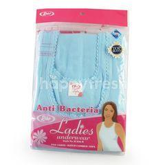 Rider Ladies Underwear Singlet L Blue