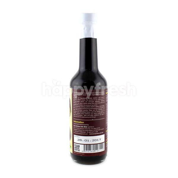 Lohas Organic Shoyu Soy Sauce