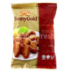 Sunny Gold Chicken Wings