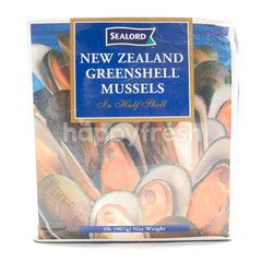 Sealord New Zealand Greenshell Mussels