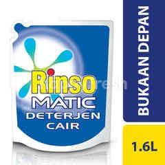 Rinso Matic Front Load Laundry Detergent Liquid