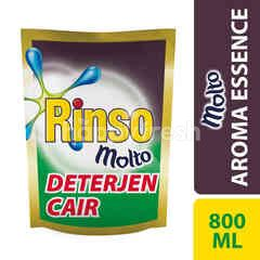 Rinso plus Molto Advance Foam Liquid Laundry Detergent